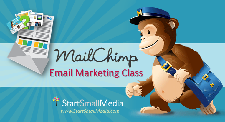 Small Business course in Milwaukee - MailChimp - Email Marketing