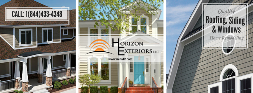 Horizon exterior FB cover