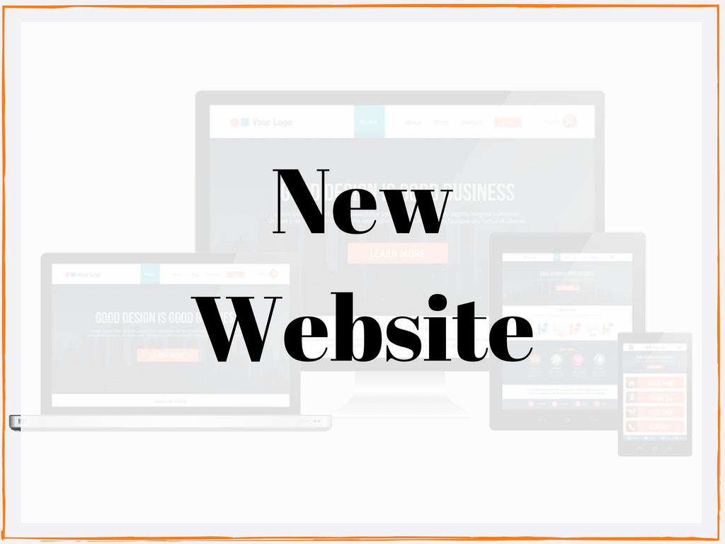 local small business new website for business