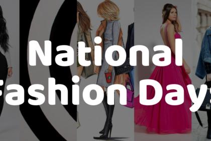 national fashion days 2018
