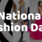 National Fashion Days Complete List
