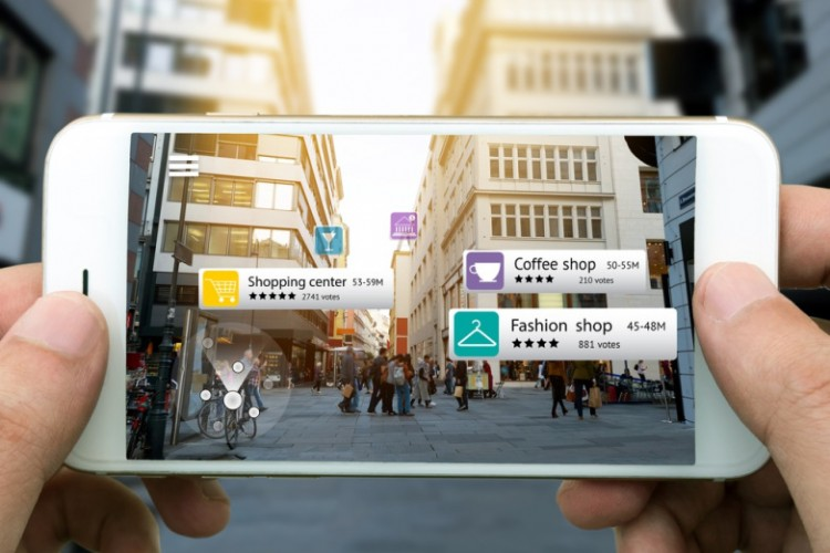 what is augmented reality for business retail