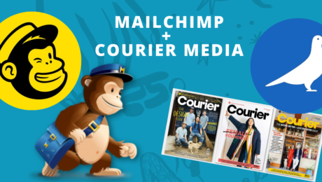 MAILCHIMP acquires courier media London