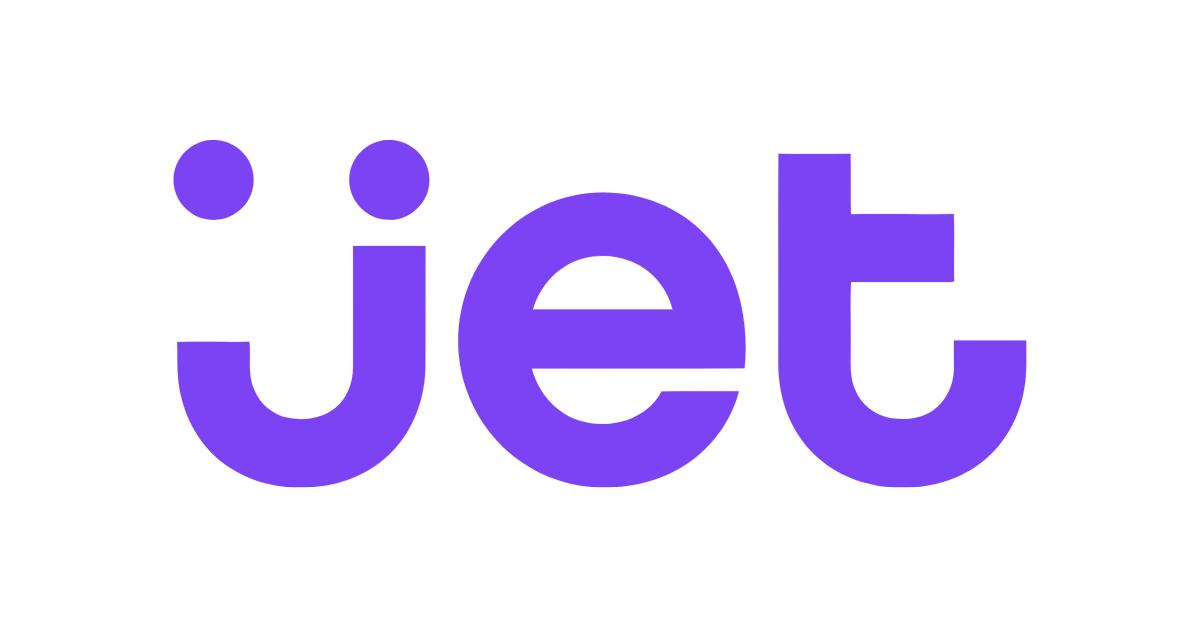 jet logo fb ad size 1200 x 628