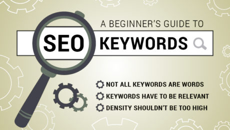 keywords help to get on the first page of Google