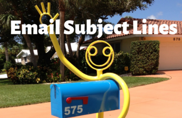 1 Simple Secret to Freshen Up Your Email Subject Lines